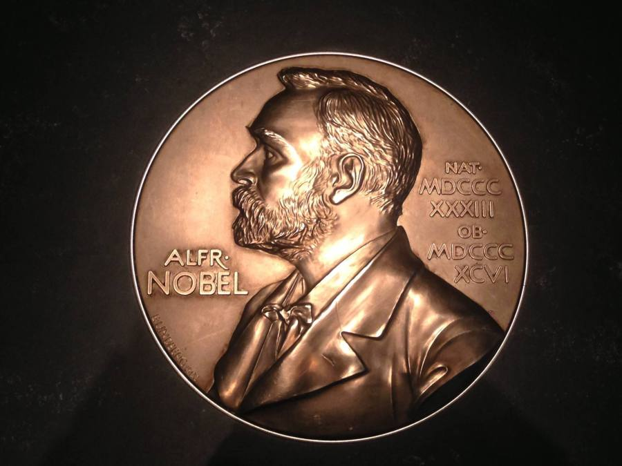 Stockholm: The Nobel Prize