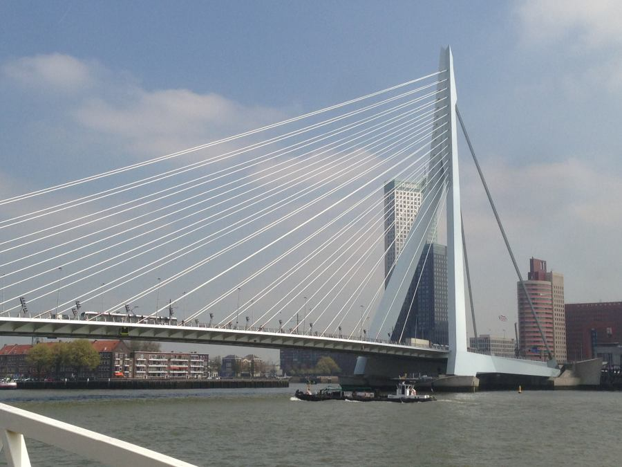 Holland: Bridges, Rivers, and Ports