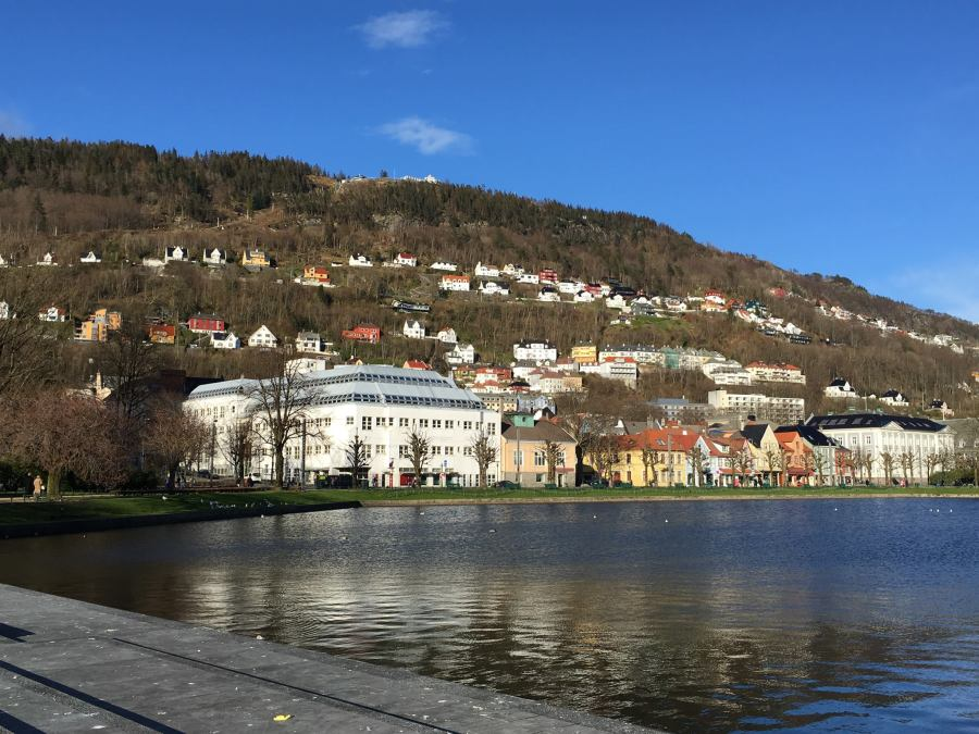 Norway: Lost in Bergen