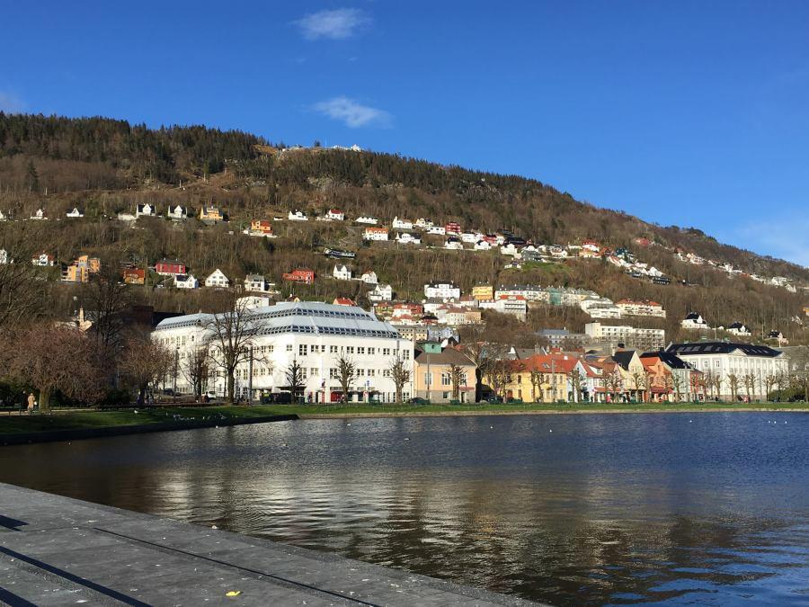 Norway: Lost inBergen