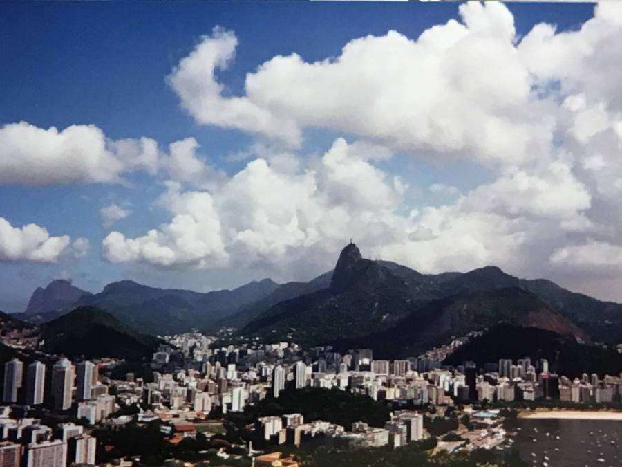 Brazil: Arrival inRio
